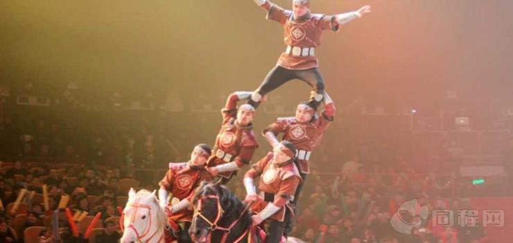 2014河南首届新春国际马戏艺术节