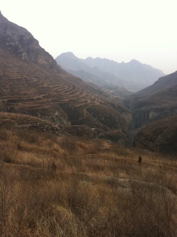 河北省旅游 保定旅游攻略 小游全胜峡   由于买了14年的全国旅游年票