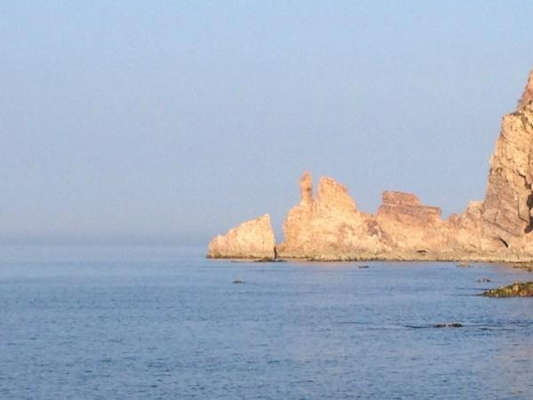 峰山林海,长岛的最高点了.可以看到长岛全景.