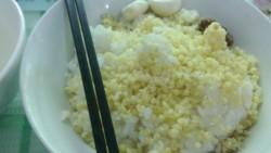 壶口瀑布美食-吴起小炒肉黄米饭(光明路)