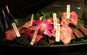 大阪美食-松阪牛烧肉M(法善寺横丁店)