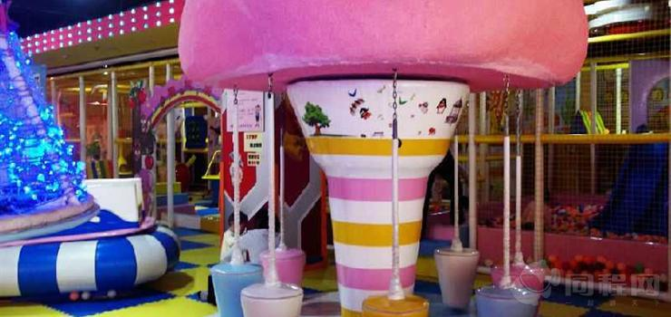 峡谷达人儿童游乐园