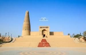 【巴音郭楞图片】看图话【新疆】 穿梭在巴州与吐鲁番 体会玄奘西游