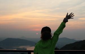 【海盐图片】海盐南北湖百公里骑行看日出(13-8-11)