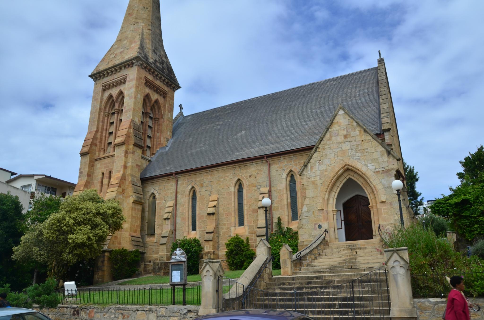 三亚半山半岛帆船港教堂