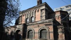 哈尔滨景点-圣•伊维尔教堂(Holy Iveron Icon Orthodox Church)
