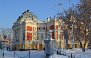 贝加尔湖娱乐-Irkutsk Academic Drama Theater