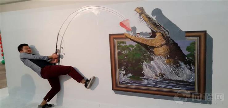福州3D魔幻艺术展(学生街)