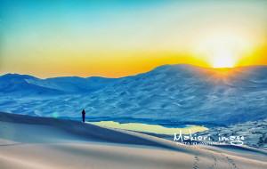 【巴丹吉林图片】穿越千年的爱恋,十月与你在此邂逅(额济纳-居延海-黑水城-怪树林-巴丹吉林沙漠-张掖-兰州)全文完