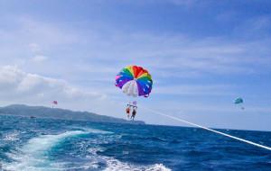 菲律宾娱乐-拖曳伞