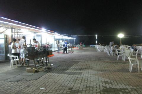 蓬莱烟台海鲜大排档点评