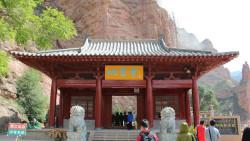 兰州景点-炳灵寺石窟