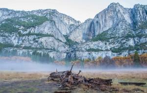 【优胜美地国家公园图片】深秋行摄优胜美地 加州明珠耀眼夺目