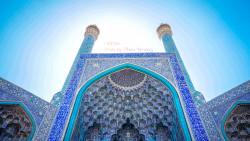 伊斯法罕景点-伊玛目清真寺(Imam Mosque)