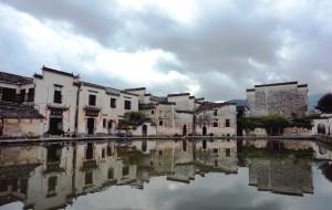 【徽州图片】倦梦徽州——一个人的旅程(西递宏村歙县黄山)