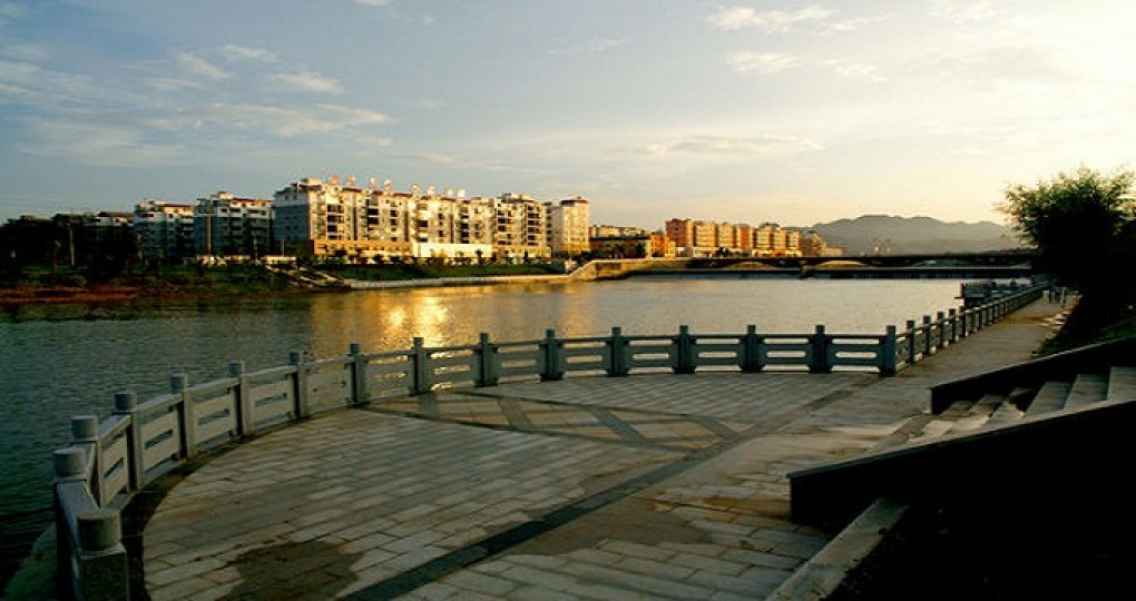 江西全南風景區