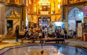 伊斯法罕美食-米尔扎·阿里汗驿站