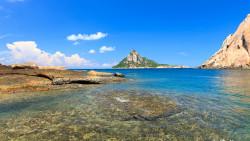 珠海景点-庙湾岛