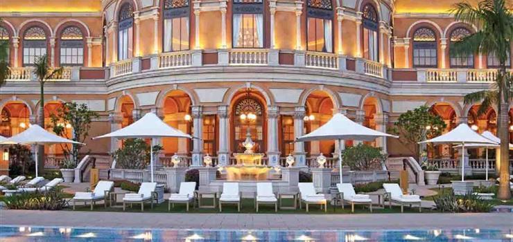 澳门四季酒店Belcancao星级国际自助餐