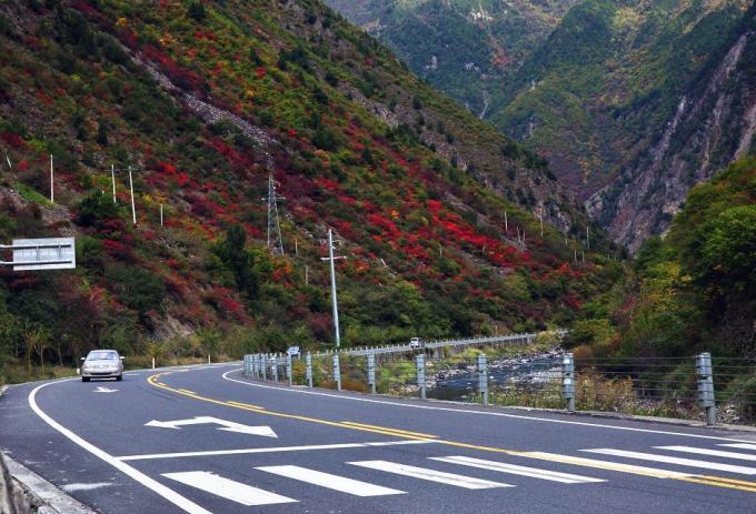壁纸 道路 风景 高速 高速公路 公路 桌面 680_463