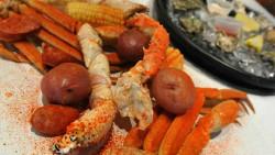 西雅图美食-Crawfish King
