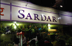 孟买美食-Sardar Refreshments