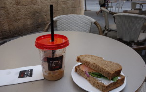 以色列美食-Cafe Aroma