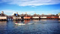 仙本那美食-海丰大酒店 Seafest Hotel