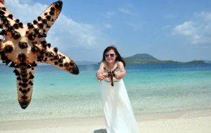 【科隆岛图片】旱鸭子学潜水—2015菲律宾科隆潜水.休闲苦乐记