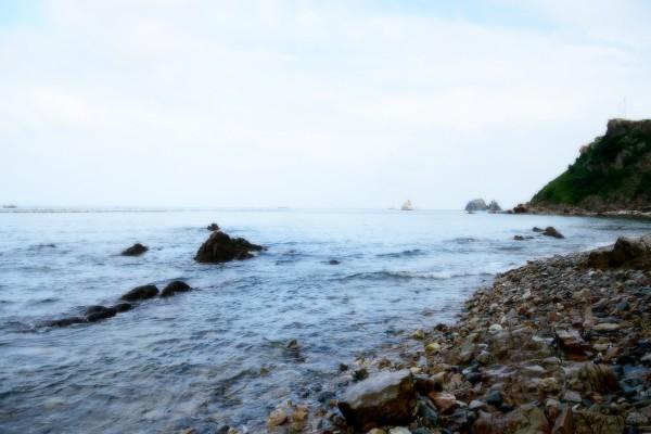 大连海王九岛------王家岛 上山下海