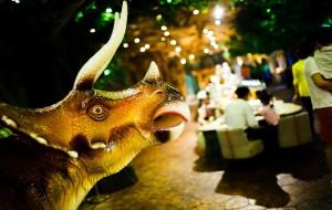 常州美食-侏罗纪主题餐厅