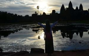 【金边图片】#消夏计划#九天八晚,X+Y的2014柬埔寨心灵之旅,海量未ps的真实照片分享