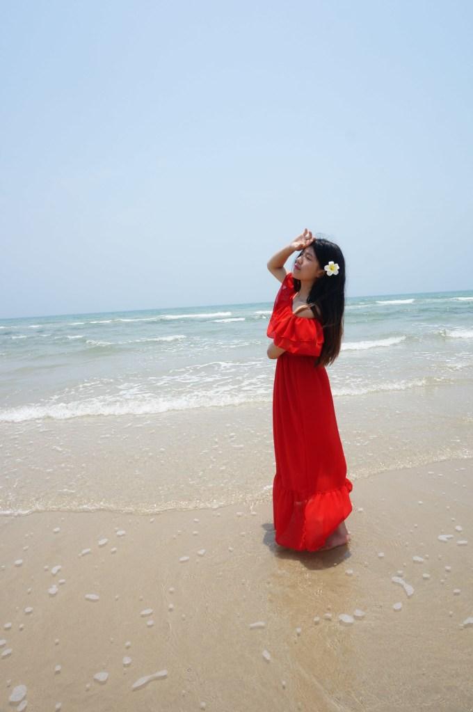 和闺蜜一起私奔到北海~涠洲岛