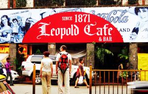 孟买美食-列奥波德酒吧