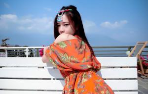 【丽江图片】一个人的国境之南,自拍神器有时比男友靠谱