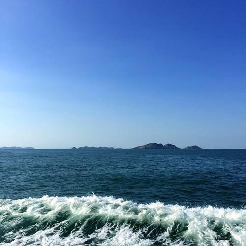 到东边去,到最蓝的地方去——2015国庆东极岛,杭州游记(兼论如何在