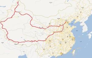 【喀纳斯图片】西藏新疆万里行。32天自驾攻略