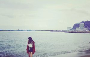 【热海市图片】▽▼大海. ▽和服▽樱花▽▼. 这里都有˙.·°∴ ☆.写的不是游记..是生活..●○....