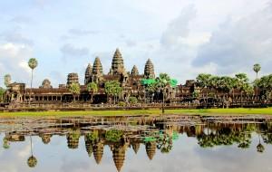 【吴哥窟图片】忆柬埔寨之旅