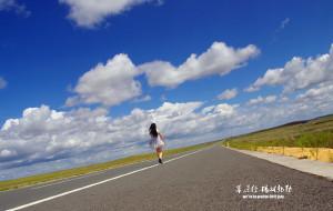【张北图片】六千里草原行——草原天路&乌拉盖之旅