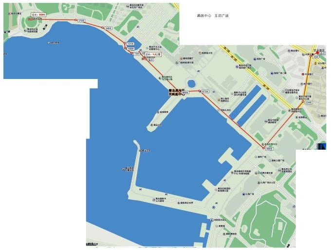 青岛自助旅游路线