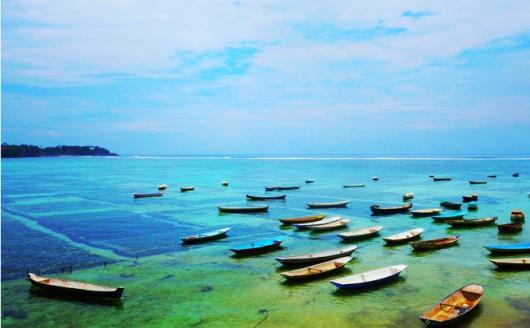 巴厘岛蓝梦岛私人包船一日游(海钓+蓝梦岛+浮潜+烧烤午餐+接送)