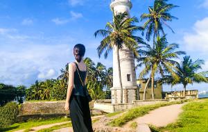 【锡吉里耶图片】小当说走就走之斯里兰卡--冲浪,挂火车,买红茶,抢到头等舱各种简单粗暴tips