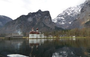 【贝希特斯加登图片】二零一四初冬,十天自助游奥、德、瑞(五):德国阿尔卑斯山区最美的湖泊--国王湖