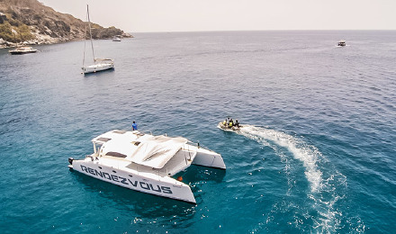 泰国普吉岛大小皇帝岛游艇一日游(仅限19席,限量版女神号,人人都是vip