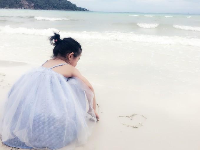 三亚海景婚纱透明小船