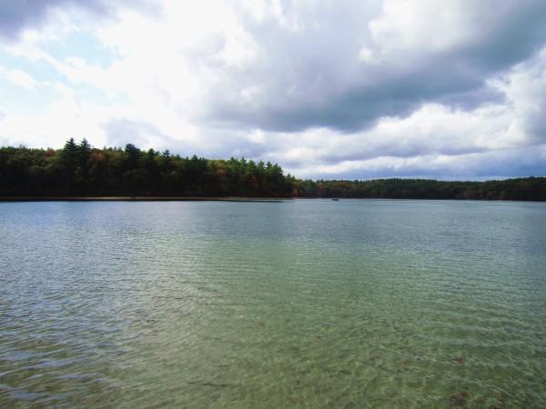 游之二 梭罗的瓦尔登湖