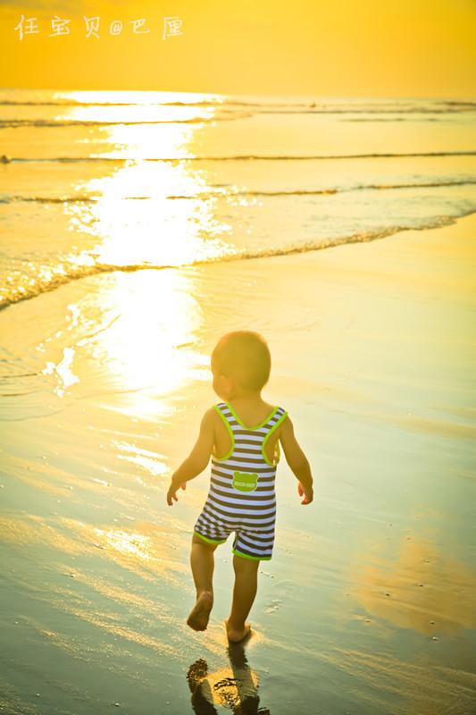 巴厘岛 水明漾海滩