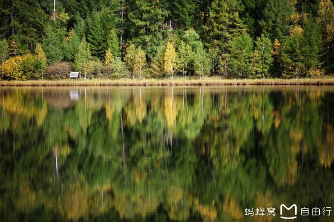 森林公园中,天池服务区,天鹅湖酒店  第五天 阿尔山森林公园—好森沟