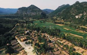 【东方市图片】海南的原始社会部落白查村